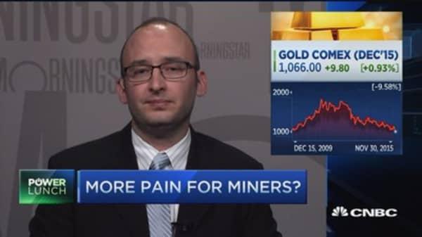 Making sense of metals meltdown