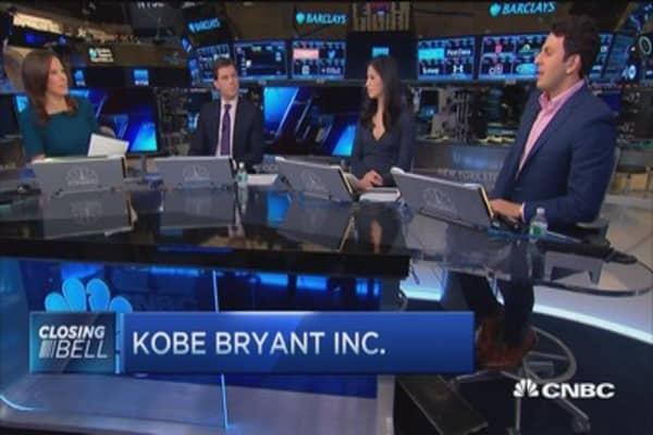 Kobe Bryant's next phase