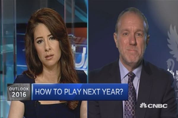 Pick up non-US equities in 2016: Strategist