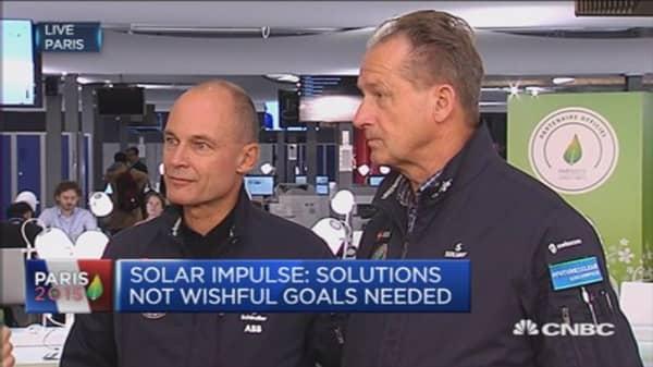 Is Solar Impulse a viable option for society?