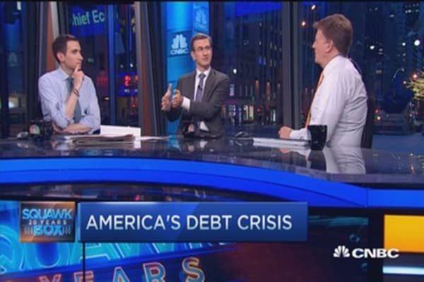 Peter Orszag: US debt trajectory changing