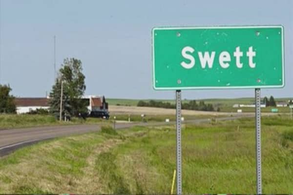 A South Dakota town up for sale