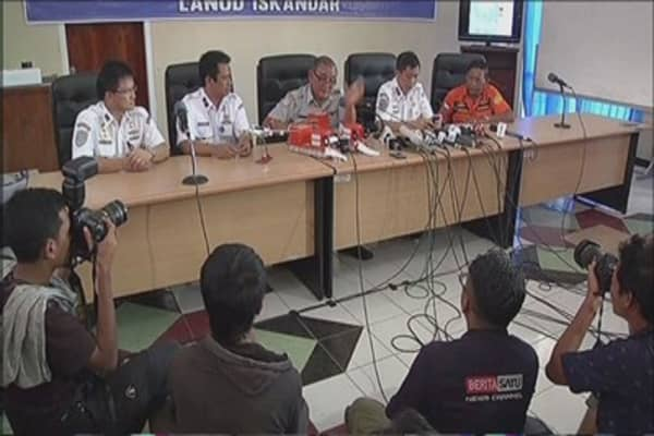 Investigators determine causes of  Indonesian AirAsia crash