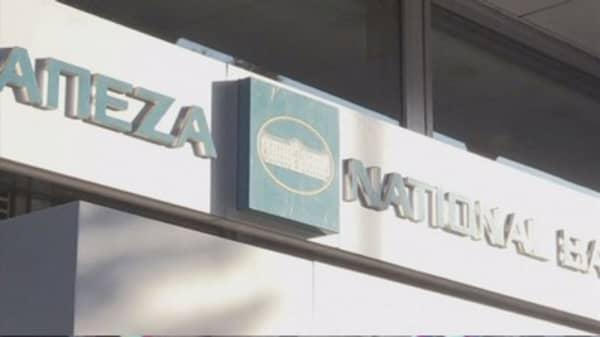 Hackers target Greek banks for ransom
