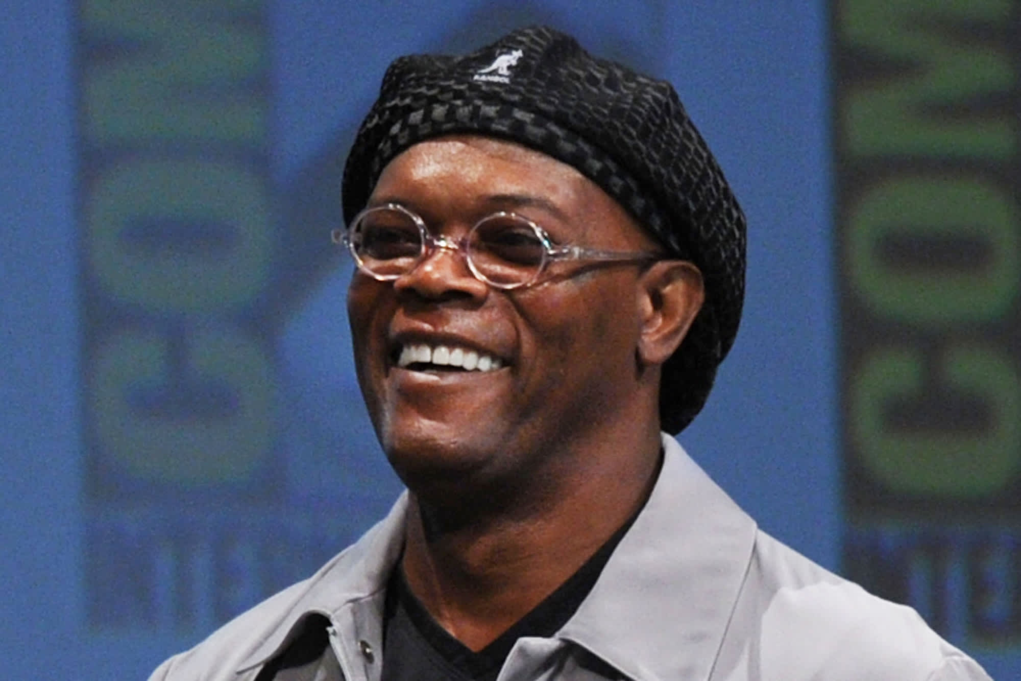 Samuel Jackson supports bringing Kangol hat jobs to US b786b2a8a0e