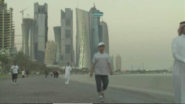Labor exploitation rife in Qatar