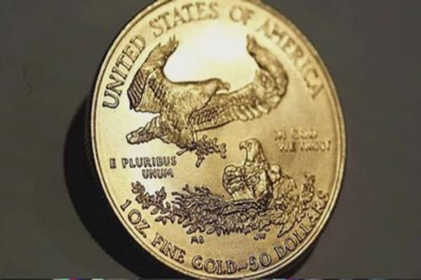 Gold and silver coin sales surge