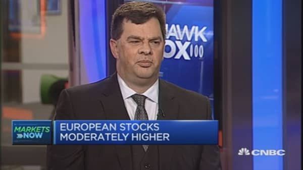 Time to hold, not buy Europe stocks: Investment officer