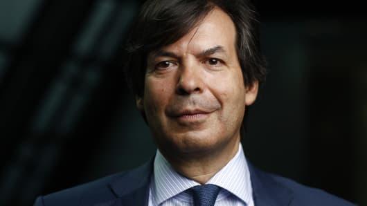 Carlo Messina, Intesa Sanpaolo's CEO
