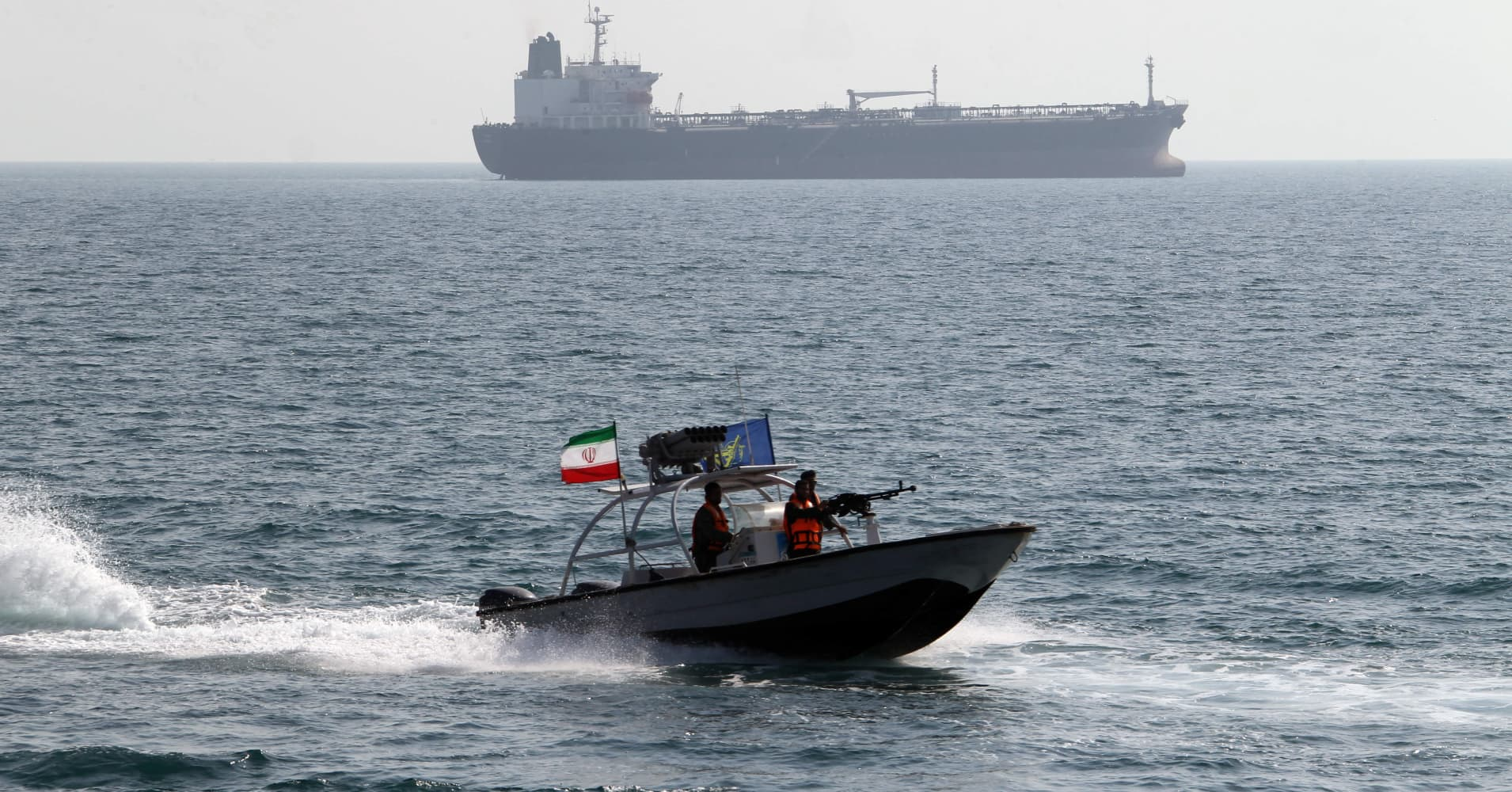 US crude sanctions against Iran could push oil prices above $100 a barrel, strategists say