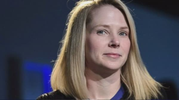 Chatter swirls around Yahoo