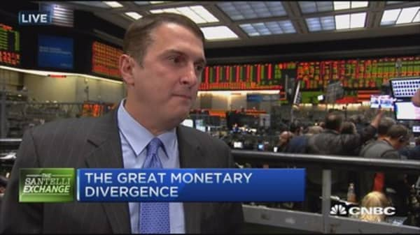 Divergence in monetary policy is 'a great unknown': Pro