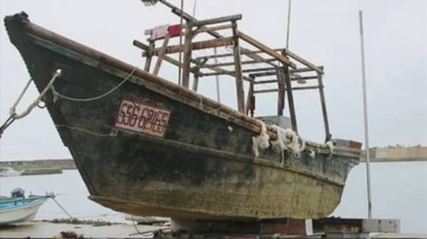 North Korean ghost boats wash up in Japan