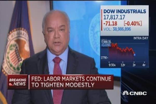 Fed: Consumer spending up everywhere