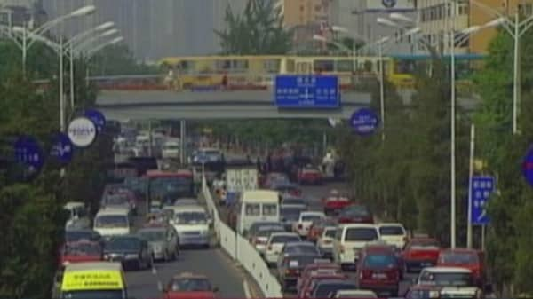 China reports 17M cases of road rage this year