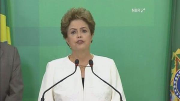 Brazil opens impeachment proceedings against president