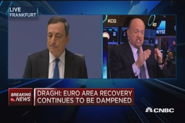 The ECB's 'astounding' move
