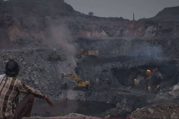 India's coal field has been burning for 100 years