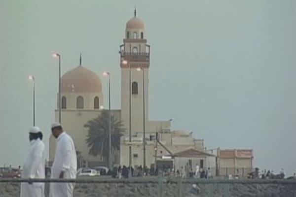 Here's why Saudi Arabia is burning through cash
