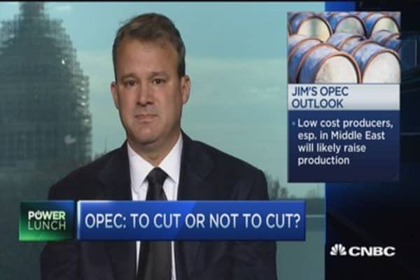 Why OPEC won't cut production: Pro