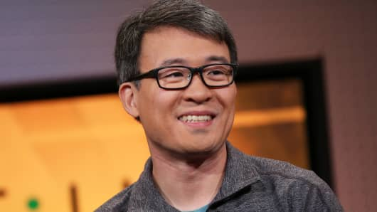 James Park, CEO, Fitbit