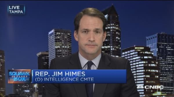 Rep. Himes: Keeping America safe