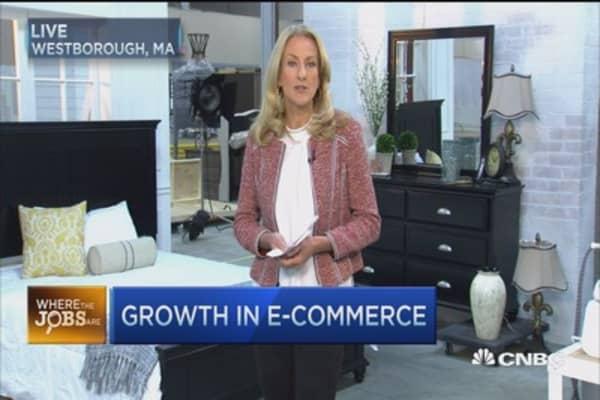 Help wanted: Digital retail openings