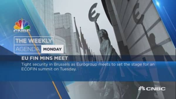 Ecofin, Time Magazine, Inditex: The Weekly Agenda December 4th