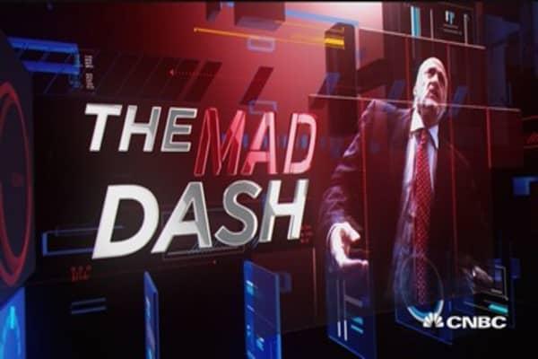 Cramer's Mad Dash: ULTA shares jump