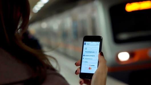 Mastercard-backed mobile ticketing app raises $12M