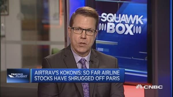 Why low oil prices are good for airlines