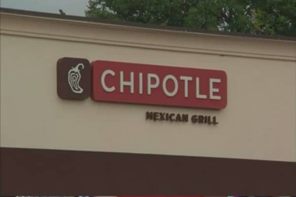 Chipotle stock down after slashing guidance on E. coli news