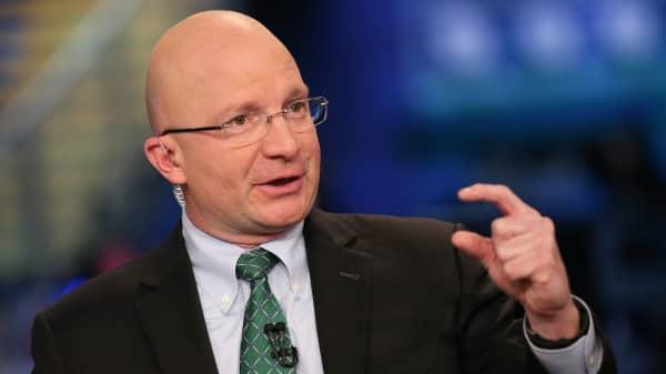Tony Dwyer, Canaccord US Chief Market Strategist.