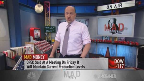 Cramer: OPEC has effectively dissolved