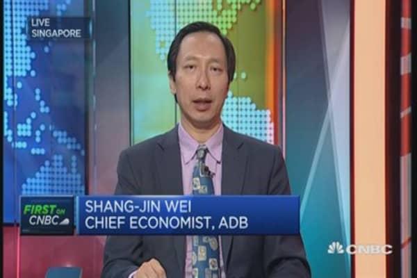 Intra-Asian trade remains key: ADB