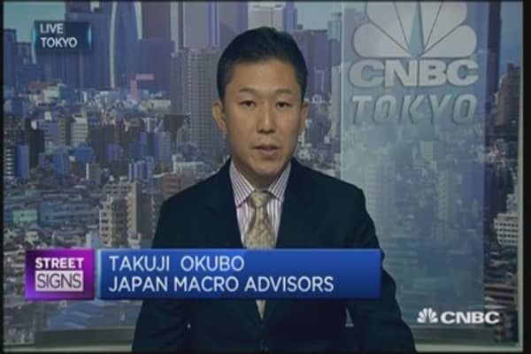 'Japan capex expected to grow steadily over next 12 months'