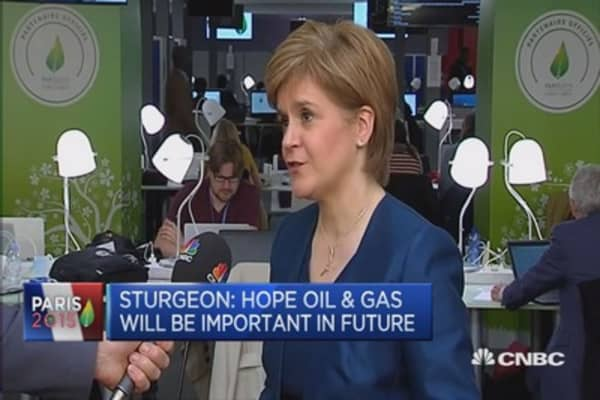 Scotland is a strong economy: Nicola Sturgeon