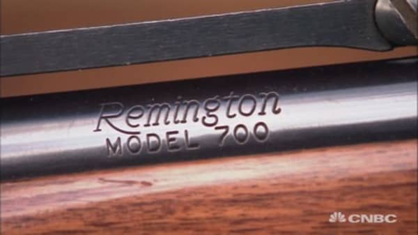 Remington Under Fire: The Reckoning