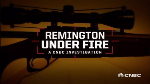 Remington Under Fire: A CNBC Investigation