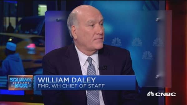 Nothing surprises me about Donald Trump: Bill Daley