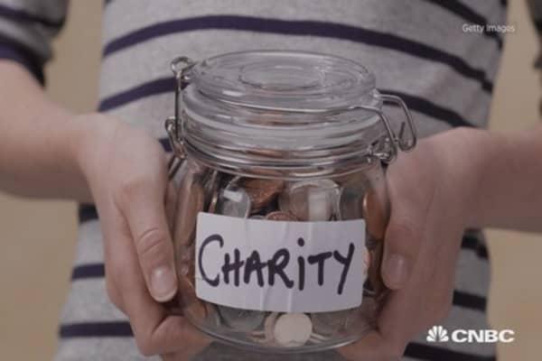 How generous are millennials?