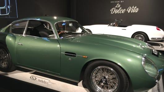 1962 Aston Martin