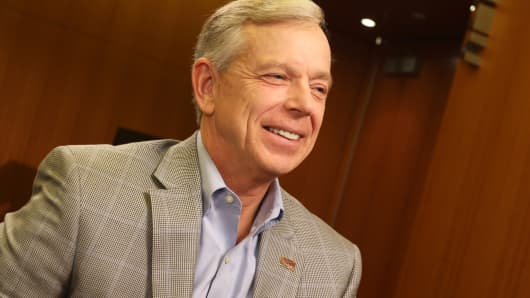 Lowell McAdam, Verizon CEO, speaking on Dec. 8, 2015.