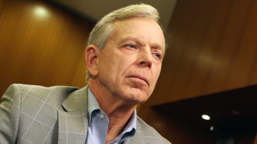 Lowell McAdam, Verizon CEO