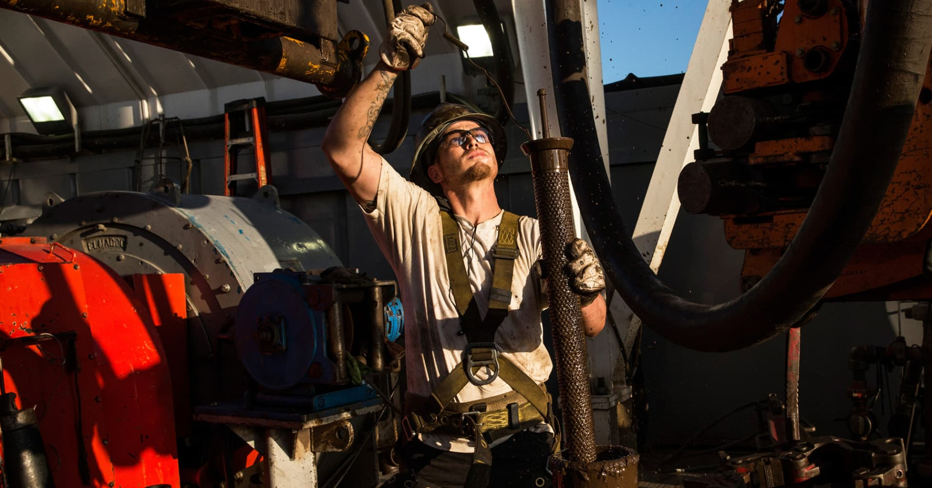Trump's quest to drive down oil prices turns the screws on American drillers