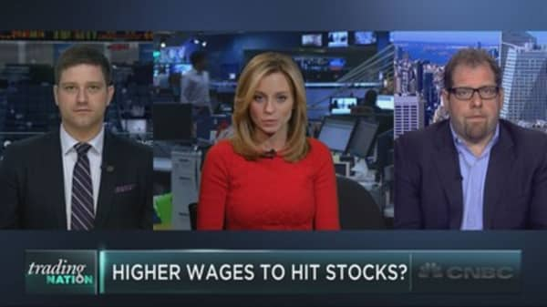 Labor costs to hit stocks in 2016?