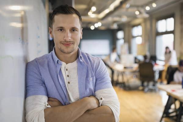 Millennial entrepreneur