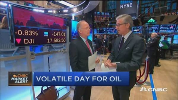 Lousy day for transports, oil: Pisani