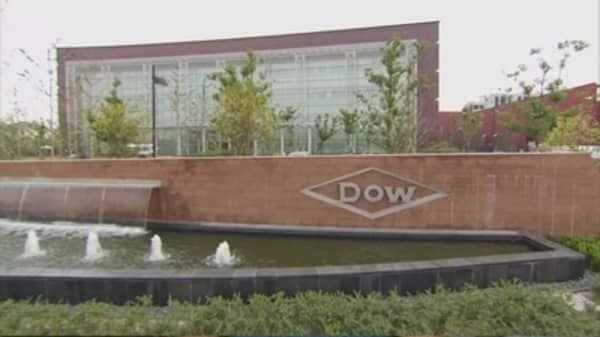 Dow Chemical and Dupont in merger talks