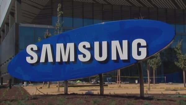 Samsung eyes driverless cars
